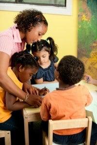 Newcomer schoolchildren