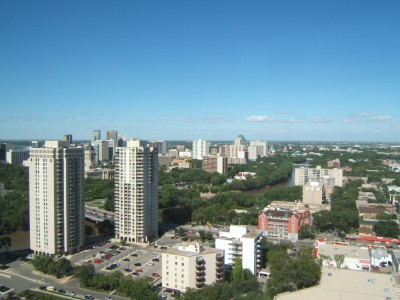 Living in Winnipeg, Manitoba