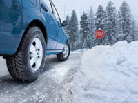 Winter tires: The option for snowy, icy roads