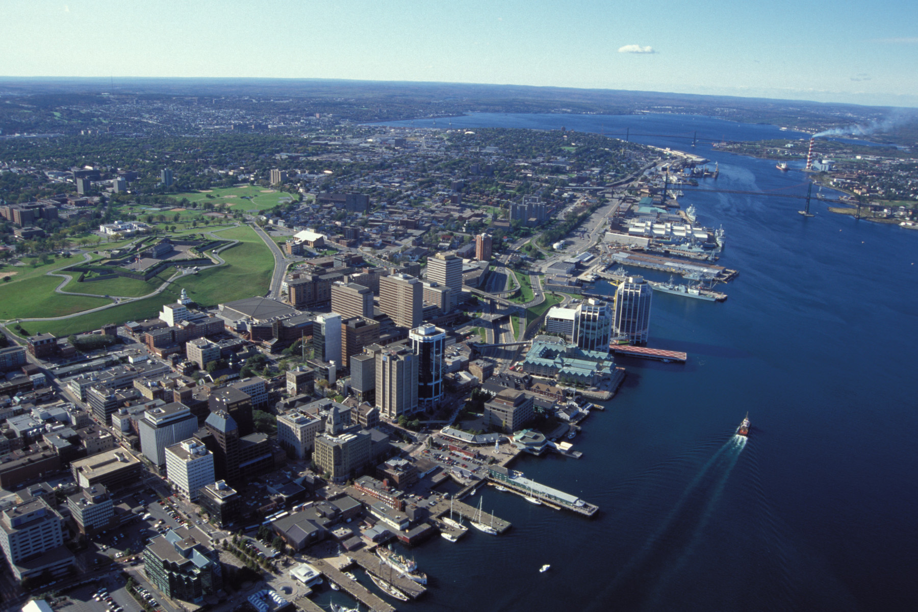 Halifax (NS) Canada  City new picture : Living in Halifax, Nova Scotia