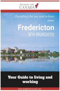 Fredericton E-book