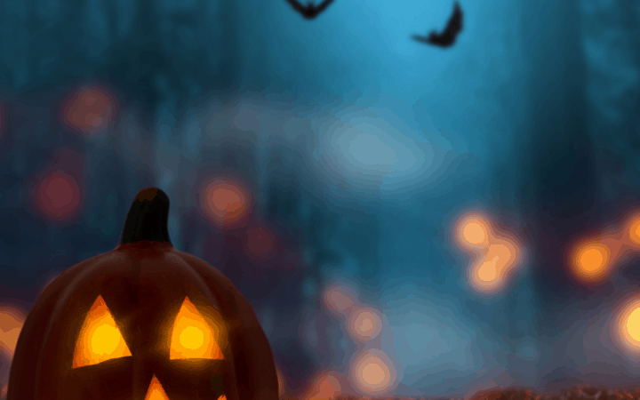 Halloween 2020: Make it Spooktacular