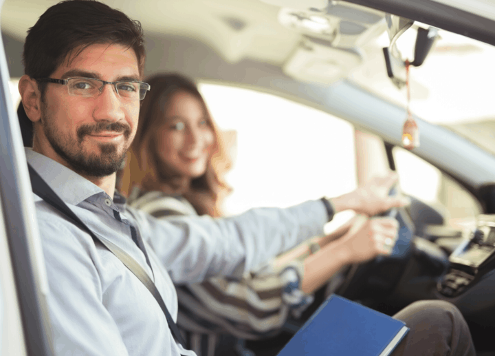 Learning to drive in Canada