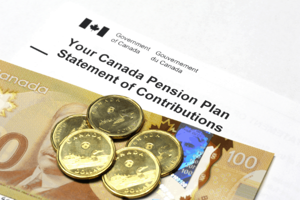 Gross pay and net pay CPP is deducted from your gross pay