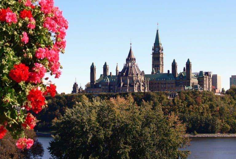 The Four Seasons in Ottawa