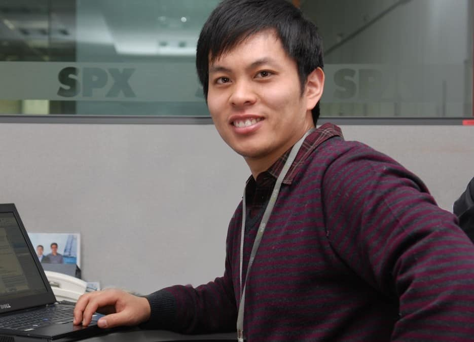 Immigrant Success Story: Jiang Paul, Engineer