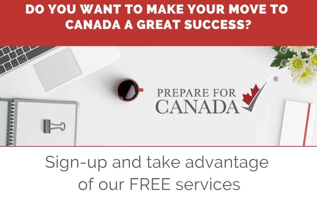 Prepare for Canada, Prepare for Success