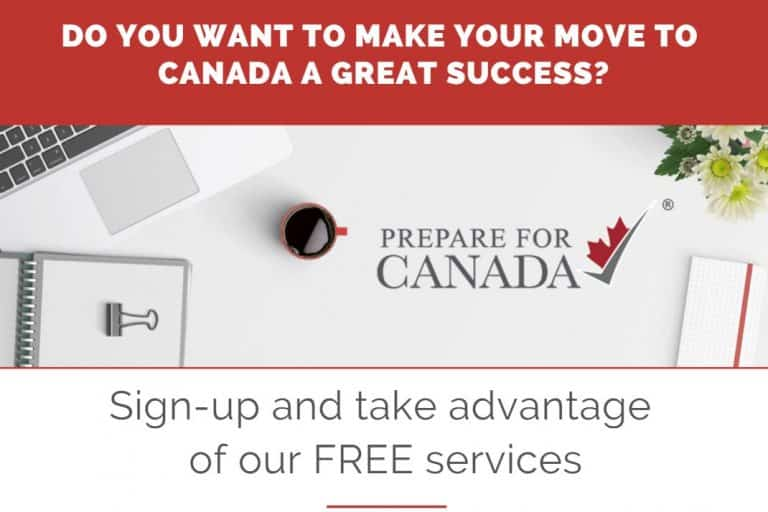 Prepare for Canada, Prepare for Success