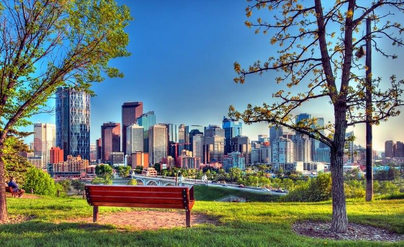 Getting settled in Alberta