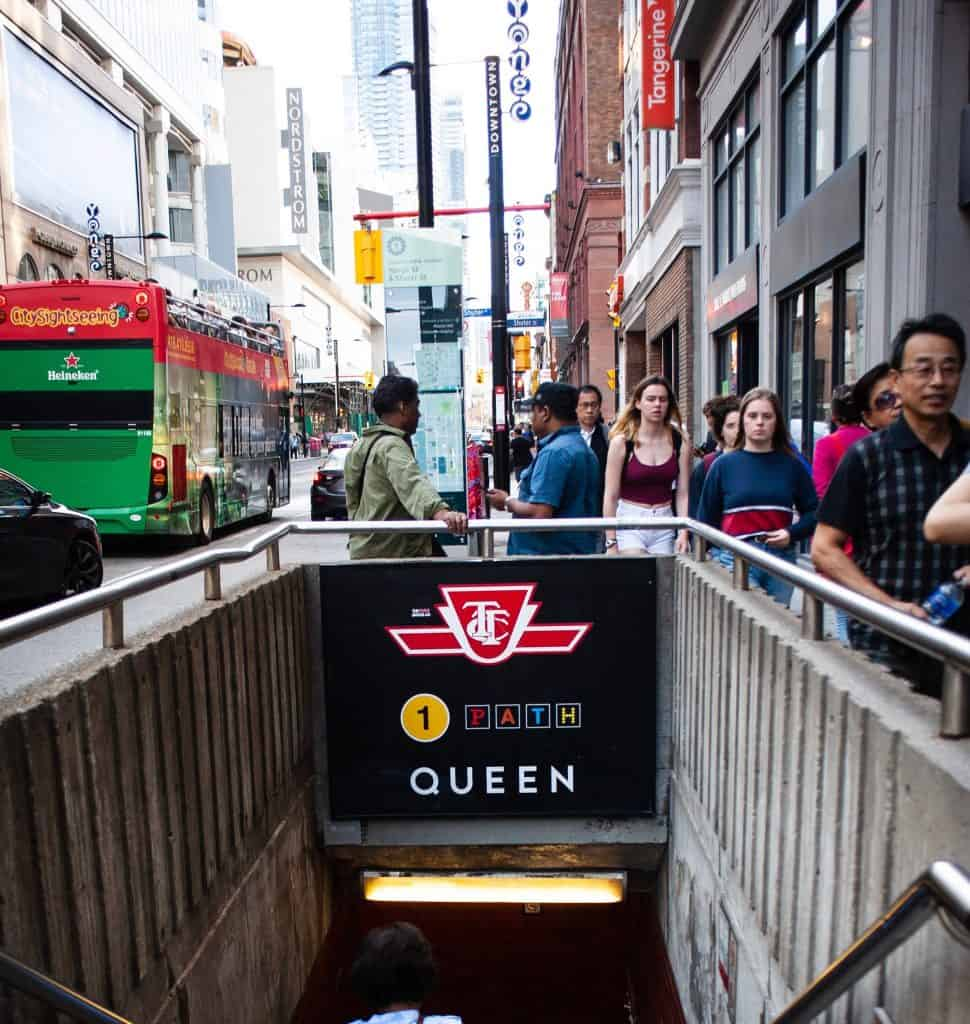 Transportation in Toronto