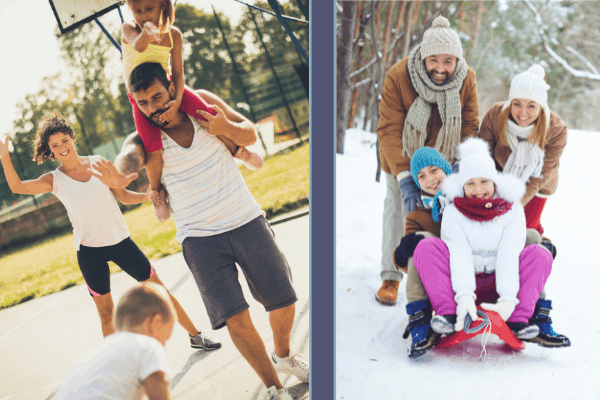 Types of Clothing for Canada to Keep You Comfortable Year Round