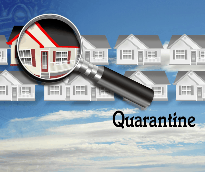 What to include in a quarantine plan