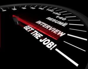 Getting the Job - Interviewing Process - Speedometer