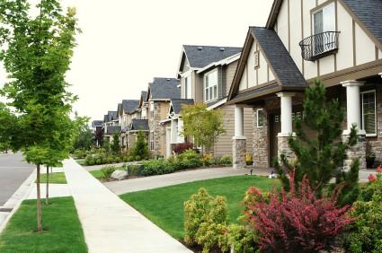 Choosing a neighbourhood
