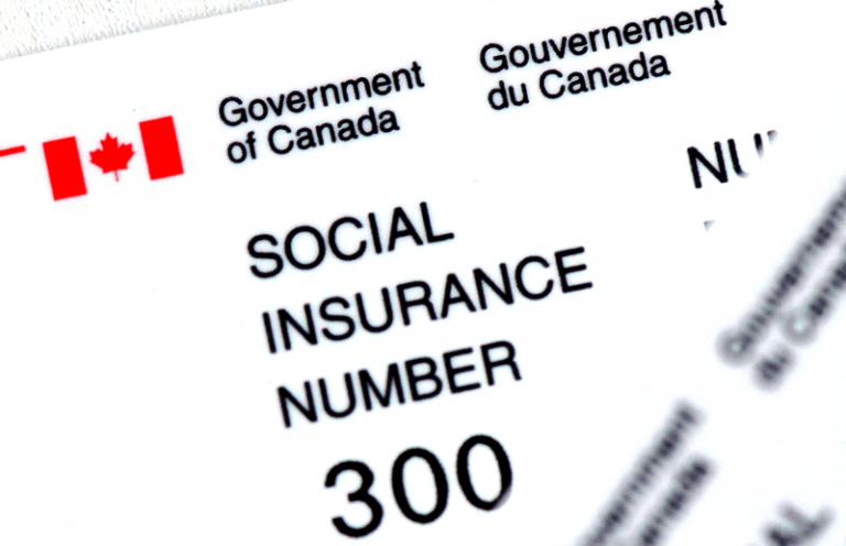Social Insurance Number now provided in paper format