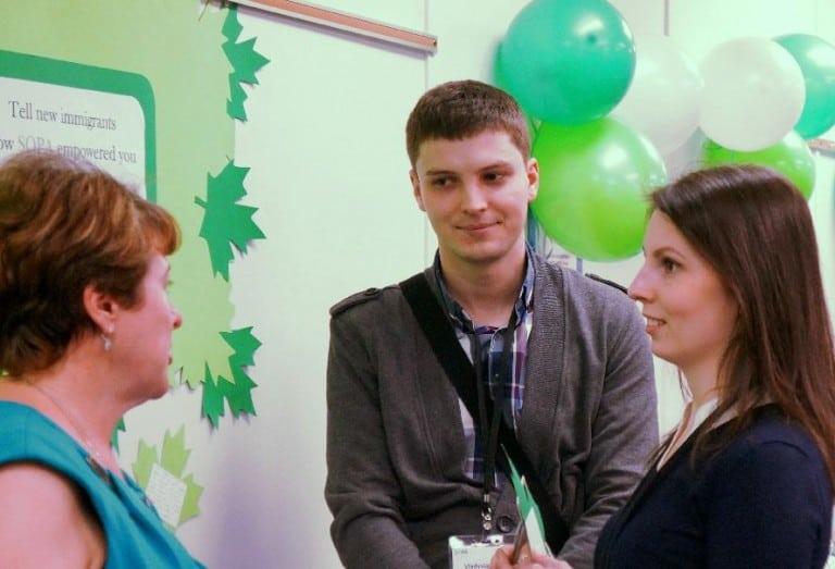 Immigrant Success Story: Vladyslav, Logistics Coordinator