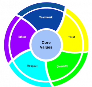 know your core work values to volunteer strategically